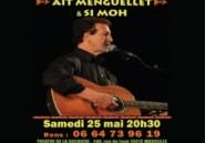 Les chanteurs kabyles Ait Menguellet et Si Moh animent un gala musical à Marseille
