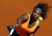 Tennis, tournoi de Madrid : SERENA WILLIAMS RENOUVELLE SON BAIL