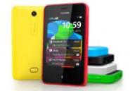Nokia Asha 501, un smartphone low-cost à partir de 165 dinars