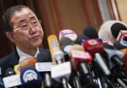 Soudan: Ban Ki-moon demande 1.000 Casques bleus supplémentaires pour Abyei