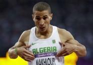 Ligue de diamant/réunion d'Eugène : l'Algérien Taoufik Makhloufi s'alignera au mile samedi