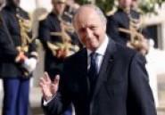 Laurent Fabius en commentateur plus qu'acteur de la politique étrangère de… la France.