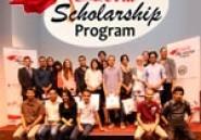 12 jeunes étudiants sélectionnés dans le Coca-Cola Scholarship Program