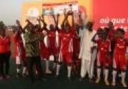 AIRTEL jeunes talents : Les équipes de Espérance et de Gazelles championnes de la région du centre