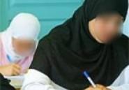 17 candidates voilées surprises en flagrant délit de fraude à Kairouan: Le commissariat de l'éducation dément