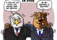 Armement des rebelles en Syrie , Moscou attend des explications