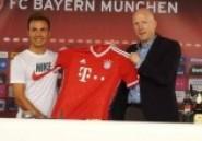 Mario Götze au Bayern Munich: Présenté aujourd'hui, première bourde !