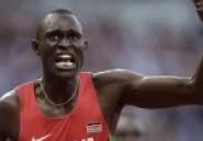 Athlétisme/ Mondiaux de Moscou: Le Kenya privé du champion Rudisha ?