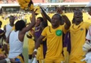 Ghana MTN FA Cup: Medeama domine Kotoko en finale