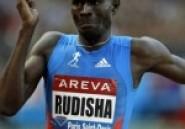 Officiel: Le Kenyan David Rudisha forfait pour les Mondiaux d'athlétisme !