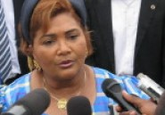 Burkina Faso : La première dame nommée ambassadrice de Giving Back –vidéo-