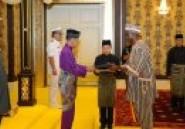 L'Ambassadeur du Burkina en Malaisie a présenté ses Lettres de créance