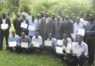 Sécurité routière au Burkina : 45 moniteurs d'auto-école formés et prêts à servir