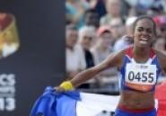 Mondiaux d'athlétisme handisport : Encore de l'or pour la Martiniquaise Mandy François-Elie -Vidéo
