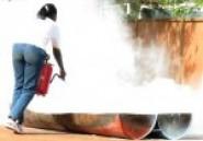 1ère édition des journées « Ecole de Protection civile » : 725 jeunes volontaires à l'école des Sapeurs pompiers.