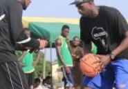 NBA : Africa Top Sports à la rencontre du meilleur basketteur africain de sa génération ! -Vidéo