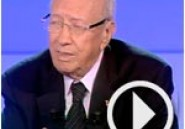 Béji Caïd Essebsi : Ennahdha devrait changer de langage