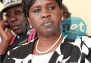 Anna Sémou Diouf et le nouveau boss de l'Octris