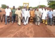 Kayes : L'INPS de Kayes soulage ses clients et les populations de Lafiabougou