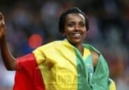 Moscou 2013: Tirunesh Dibaba championne du monde du 10.000m
