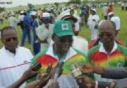 Reboisement : L'opération 1000 plants par ministère et par institution lancée