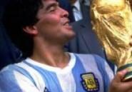 Diego Maradona : entraineur de division 5 ! Lui, l'ex entraîneur d'Argentine !