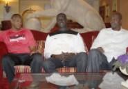 Afrobasket 2013: Amadou Fall et Masai Ujiri se taquinent sur les performances de leur pays