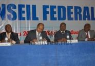 Conseil féderal de l'association professionnelle de banques et établissements financiers de l'espace Uemoa :
