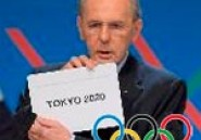 Les jeux Olympiques 2020