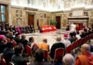 Rome : Des dignitaires des grandes religions lancent un appel contre 'le terrorisme religieux'