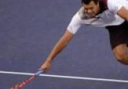 Masters 1000 Shanghai : Tsonga ne passe pas Djokovic