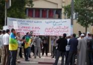 Manifestation des Amazighs