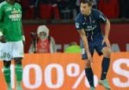 Saint Etienne: Sall et Gradel sur le banc, Ghoulam débute !