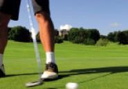 Philippines : un tournoi de golf