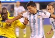 Amical : Sans Messi, l'Argentine tenu en échec par l'Equateur