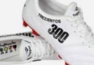 Le joli cadeau des Newell's Old Boys pour les 300 buts de Trezeguet !