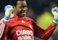 Steve Mandanda: Le Franco-congolais convoité par l'Atletico Madrid