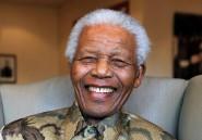 Nelson Mandela ne peut pas parler mais communique par signes