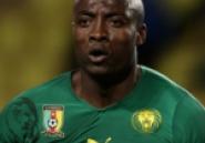 Mondial 2014: Achille Webo ouvre la marque pour le Cameroun