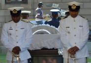 Les funéraille de Mandela