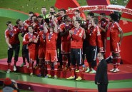 Foot: le Bayern Munich champion du monde des clubs