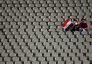 Le stade du Caire rouvre ses portes