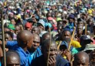L'interminable grève du platine en Afrique du Sud