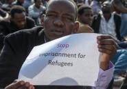 Israël: manifestation monstre de migrants africains clandestins