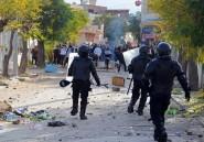 Tunisie: un poste de police attaqué par des jeunes chômeurs