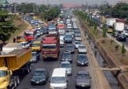 L'enfer des embouteillages de Lagos: 35 heures par semaine sur la route