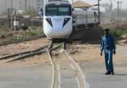 Dans le Soudan pauvre et poussiéreux, un train moderne fait sensation