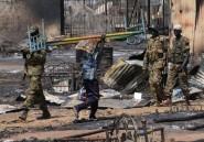 Soudan du Sud: poursuite des combats pour la localité-clé de Bentiu