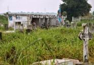 RDC: viens chez moi, j'habite dans un cimetière