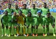 La Fifa suspend le Nigeria